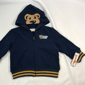Penn State Size 18M Full Zip Jacket Nittany Lions